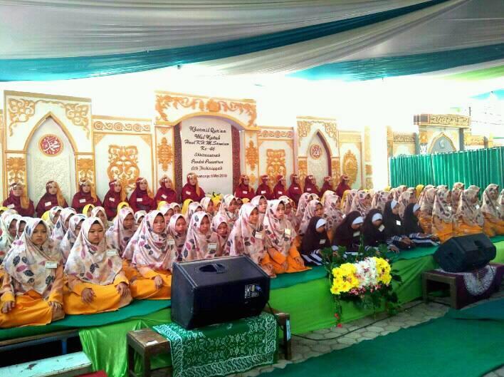 PP. Ath-Thohiriyyah Menyelenggarakan Haflah Akhirusannah, Haul, dan Khotmil Qur'an