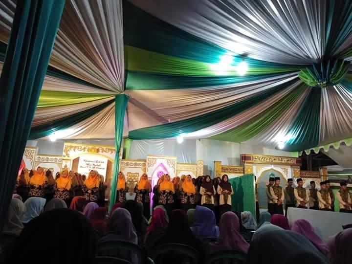Madin PP Ath-Thohiriyyah Menyelenggarakan Lailatul Muwadda'ah