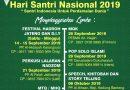 Santri PP. Ath-Thohiriyyah Mendapat 3 Juara Dalam Rangka Hari Santri 2019