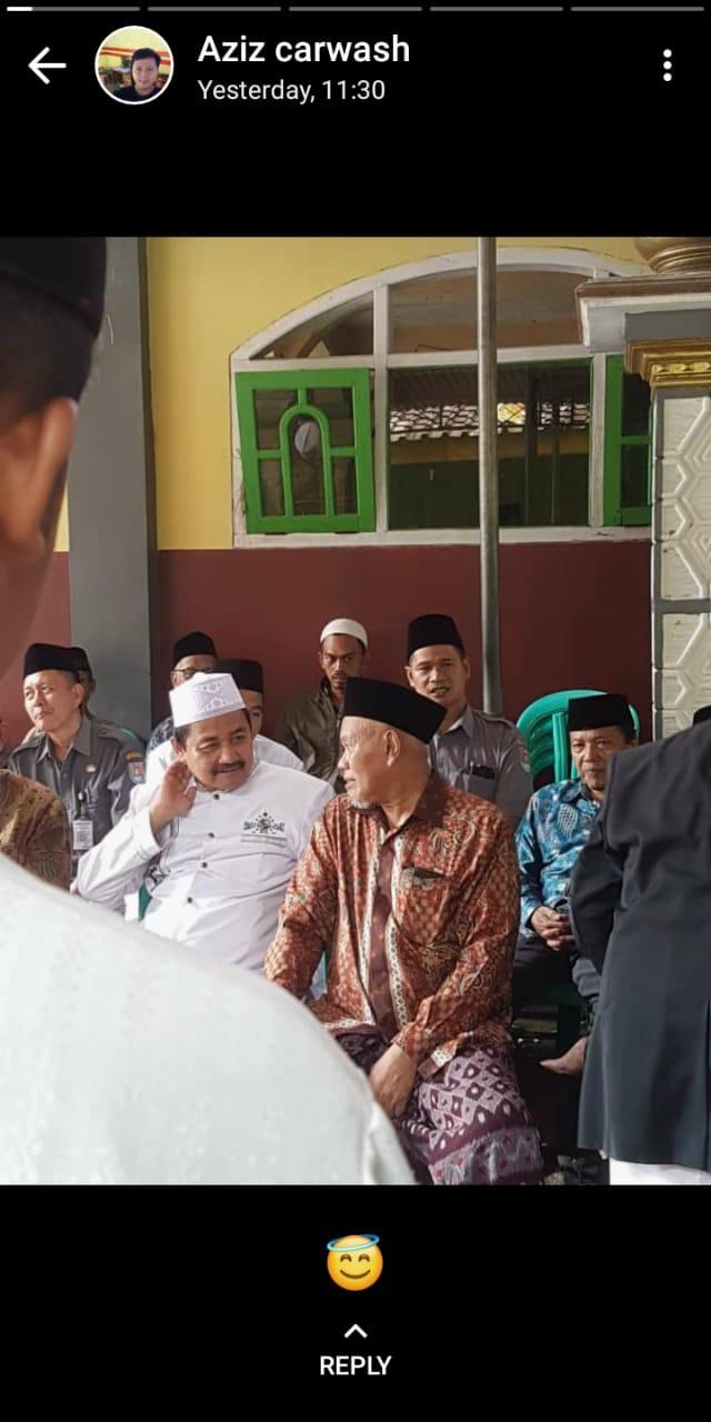 Ma'mum Kepada Imam yang Sholat Qodho. Bolehkah ?