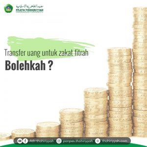 Zakat fitrah online